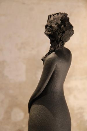 """Exposition """"De Grès Noir""""Mars 2015"""